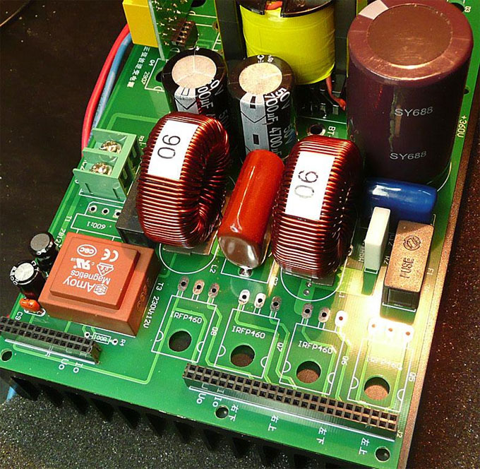 12v 1000 watt power inverter SPWM driver board