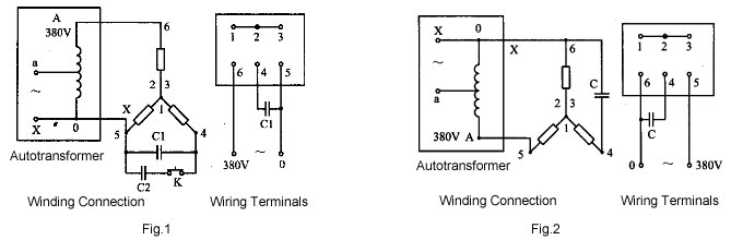 how do you hook up a 3 phase motor Never connect a ground or neutral to line t-3 also refer to multiple motor applications 3 is 208-230v and you need 460v three-phase.