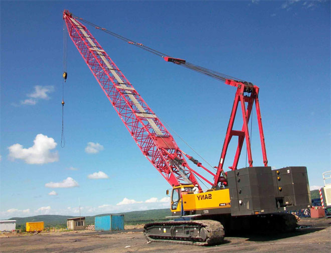 Vfd driven motor in crane application for Motors used in cranes