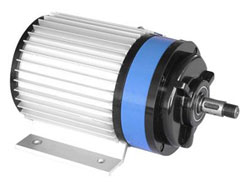 Difference between ac motor and dc motor for High speed high torque electric motor