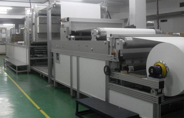 VFD for paper machine