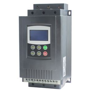 75 hp 55 kw soft starter 240v 440v 480v 660v for Single phase motor soft starter