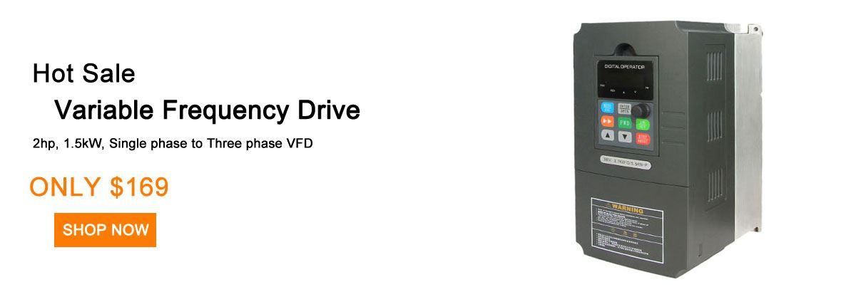 2 hp VFD