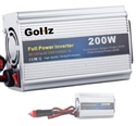 200 Watt Car Power Inverter