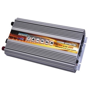 2000 Watt Car Power Inverter
