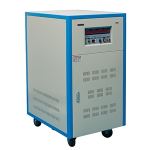 20 kVA Static Frequency Converter, 3 Phase 220V/380V/480V