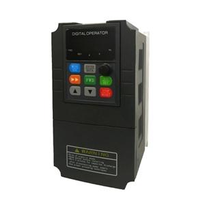 5 hp VFD, 1 phase to 3 phase VFD