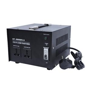 3000 watt voltage converter transformer, 110v to 220v
