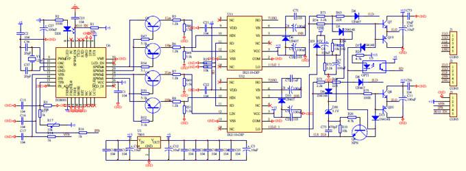 homemade 2000w power inverter with circuit diagrams gohz com