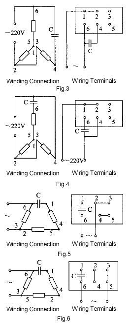 2 Speed Single Phase Ac Motor Wiring Diagram